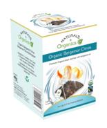 Organic Bergamot Citrus Tea, Naturals-N-Organics, Premium Earl Grey, 24 ... - $9.75