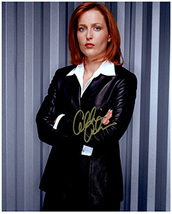GILLIAN ANDERSON  Authentic Original  SIGNED AUTOGRAPHED PHOTO w/ COA 38088 - $65.00