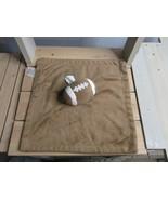 Koala Baby  Brown Football Security Blanket Plush Lovey - $14.99