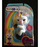 FINGERLINGS AUTHENTIC WOWWEE BABY UNICORN GIGI Toys R Us Exclusive - $50.31