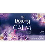Dryer Sheet Laundry Fabric Softener Calm Scent Lavender & Vanilla Bean 2... - $12.30