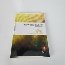 New Believers Bible New Testament NLT New Living Translation Paperback 2006 - $14.83