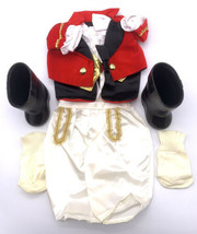 Vintage 1985 Cabbage Patch Circus Ringmaster Outfit - $19.80