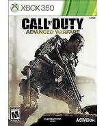 Call Of Duty Advanced Warfare Xbox 360    2014   Video Game - $10.08
