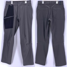 Magpul Mens Sz S Softshell Utility Pants 31.5 inseam Gray MAG946 - $44.50