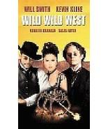 Wild Wild West  - VHS movie - $2.96