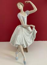 LLadro Nao Figurine Ballerina 13 1/2 inches tall - $346.49