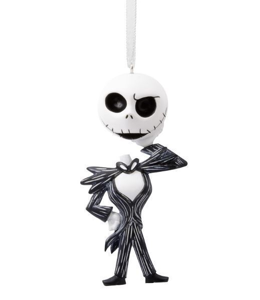 Primary image for Hallmark: Jack Skellington Holding His Head - Holiday Ornament