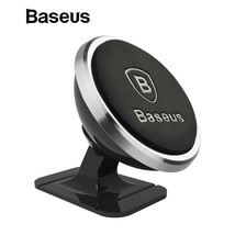 Baseus Universal Car Phone Holder 360 Degree GPS Magnetic Mobile Phone Holder Fo - £12.03 GBP+