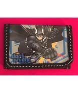 Cool Batman The Dark Night Children's Wallet—Great Boys Gift New!  - $7.00