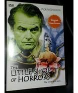 The little shop of horrors dvd 73 min. black & white MM11 PASSIONS PRODU... - $5.93