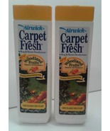 Airwick Carpet Fresh 2 Woodland Fruits Orchard Nectar Vacuum NEW Fruity - $19.99