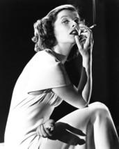 Katharine Hepburn 11x14 Photo classic with cigarette - $14.99
