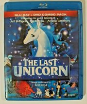 The Last Unicorn [Blu-ray + DVD]