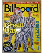 GREENDAY COVER TURKISH ORIGINAL FULL Magazine RARE HARD TO FIND - $79.19