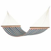 O-NEW  Keywest Hammocks QTGBLUE Key West Blue Stripe Quilted Hammock - $88.00