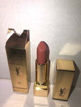 Yves Saint Laurent Rouge Pur Couture Lipstick 70 LE NU .13Oz New Satiny Radiance - $30.00
