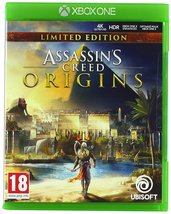Assassins Creed Origins Limited Edition (XBOX ONE) - $47.94