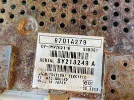 Mitsubishi Lancer Outlander Rockford Fosgate Audio Amplifier AMP 8701A279 image 6