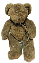 "Vintage Russ Berrie Teddy Bear Bixby Brown Plush Stuffed Animal 9"" - $12.60"