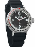 Vostok Amphibian 420634 / 2416 Military Russian Diver Watch Scuba Dude B... - $69.77
