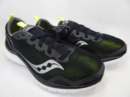 Saucony Liteform Feel Size 9 M (D) EU 42.5 Men's Running Shoes Black S40008-2