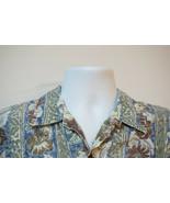 Cherokee Midweight Cotton Hawaiian Shirt, Excellent, Men's XL 1072 - $12.74