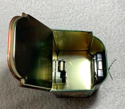 Old 1981 Coke Coca Cola X'max Tin Tank Cans Desk Table Music Box + Quartz Clock image 7