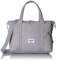Herschel Baby Strand Sprout Shoulder Bag, Light Grey Crosshatch, One Size