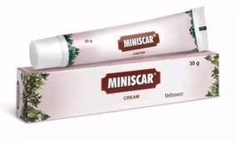 Miniscar Cream Removes Pregnancy Stretch Marks, Scars, Acne, Burns 30gm ... - $8.26