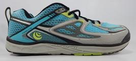 Topo Tribute Size US 11 M (B) EU 43 Women's Running Shoes Blue / Lime DEG