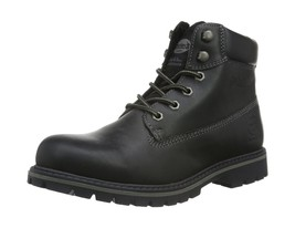 Dockers by Gerli Mens 35ca101-110 Ankle Boots Black (Schwarz) 9 UK - $106.39