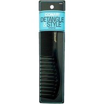 Conair Detangle & Style Ideal For Thick Hair Wide Tooth Styling Essential Comb - $5.93