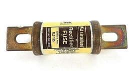 NEW LITTELFUSE KLC 175 RECTIFIER FUSE KLC175, 600 VAC OR LESS
