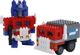 CHORO Q nanoblock motion CHORO Q transformers Optimus Prime [Japan toy a... - $66.25