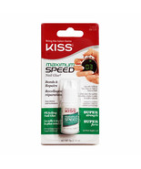 Kiss Maximum Speed Nail Glue BK135 (2PACK) - $6.44