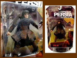 "Disney 6"" ZOLM Prince of Persia Action Figure 2010 McFarlane Collectible Toy boy - $14.78"