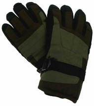 Athletech Mens Ski Gloves 3M Thinsulate Insulation Waterproof Warm Winte... - $9.83