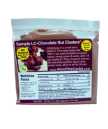 Keto: Low Carb Foods Market No Bake Chocolate Nut Cluster pack 6 ct (.5 ... - $19.31