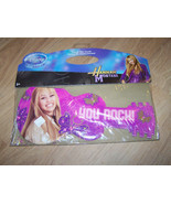 Sealed Pack of 8 Disney Store Hannah Montana Guitar Thank You Cards New - $10.00