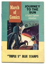March of Comics #219 1961-Journey to the Sun- Promo Comic - $44.14