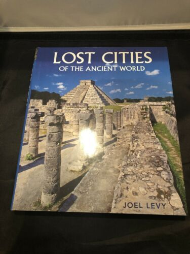 Primary image for Lost Cities of the Ancient World by Levy, Joel Hardback Book The Fast Free