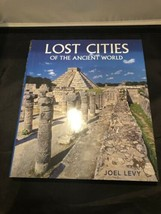 Lost Cities of the Ancient World by Levy, Joel Hardback Book The Fast Free - $12.82