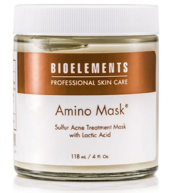 Primary image for Bioelements Amino Mask - Clear & Prevent Acne - 4 oz.
