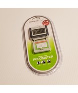 Sportline Weight Loss Pedometer With Step Counter,Distance Tracker New  ... - $12.00