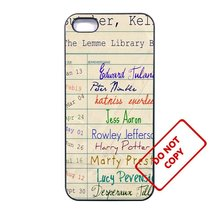 Vintage Library Card Motorola Moto G3 case Customized premium plastic ph... - $12.86