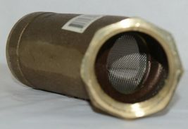Legend Valve Two Inch Bronze Y Strainer Female NPT Ends Lead Free 105-508NL image 3