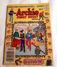 ARCHIE COMIC DIGEST #41 - APRIL 1980  - $9.95