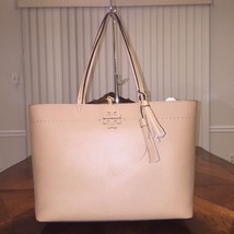 NWOT Tory Burch McGraw Tote in Baguette - £230.45 GBP