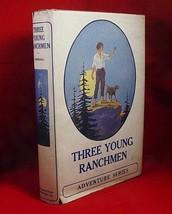 Three Young Ranchmen en Dust Veste par Capitaine Ralph Bonehill - $79.29